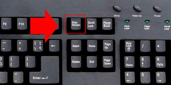 Кнопки на клавиатуре как сделать