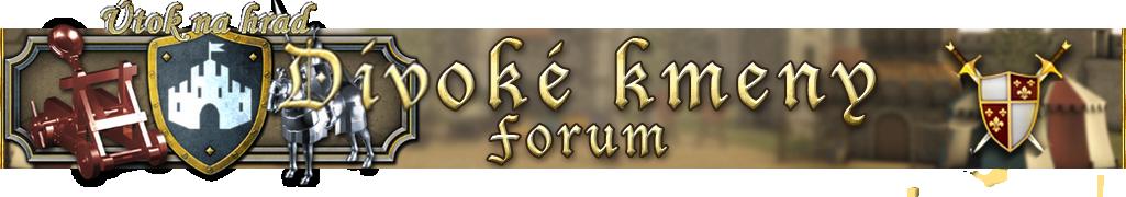 Fórum Divoké kmeny - Powered by vBulletin