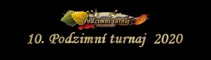 Podzimní speed turnaj