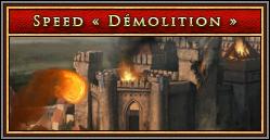 Speed Demolition
