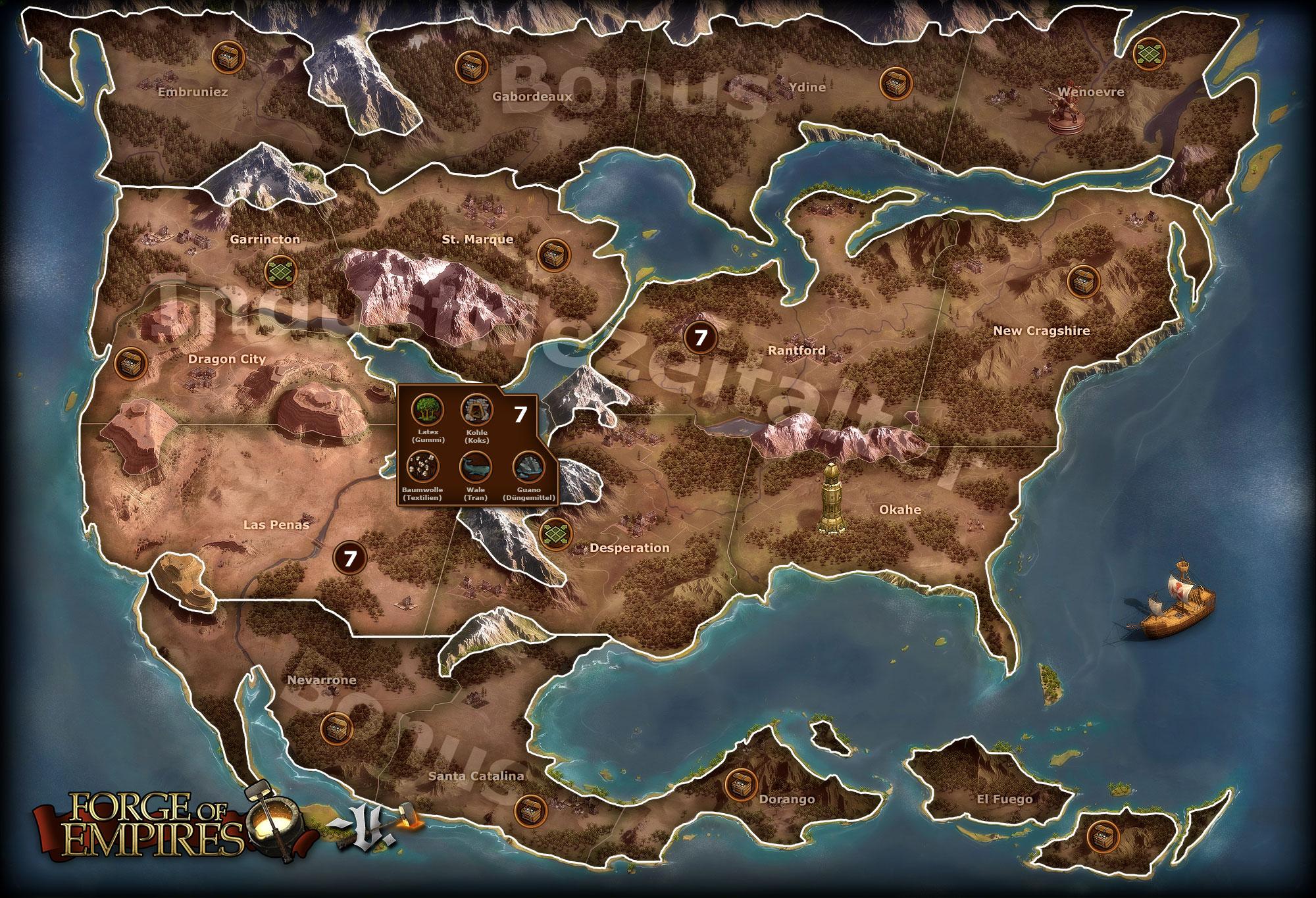 Weltkarten Forge Of Empires Forum