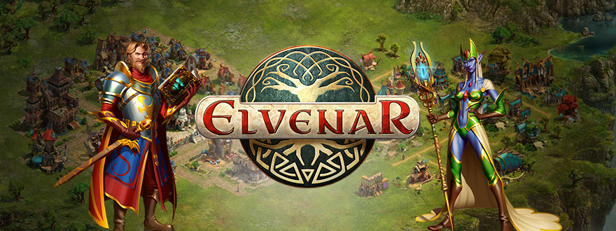 Elvenar ‒ Fantasy-Aufbauspiel